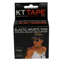 Kt Tape Sport Tape Original Black Медицински