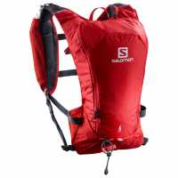 Salomon Agile 6 Backpack Red Раници