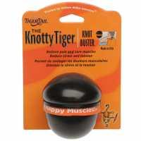 Tiger Tail Tail Knotty Tiger Black/Orange Медицински