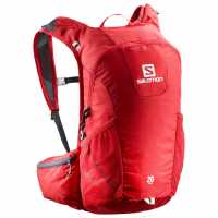 Salomon Trail 20 Backpack Red Раници