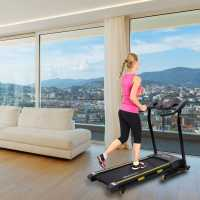 Karrimor Pace Treadmill Black
