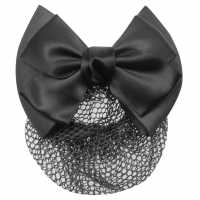 Requisite Bow Hairnet Black Аксесоари за коса