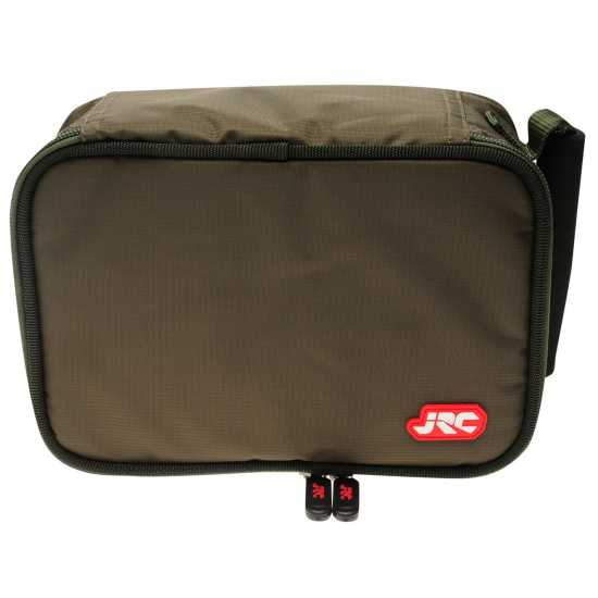 Jrc Coccoon Glug And Hookbait Case Green Сакове за фитнес