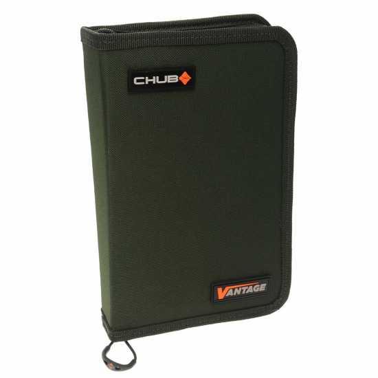 Chub Vantage Compact Rig Wallet Green Сакове за фитнес