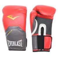 Everlast Elite Gloves Red Боксови ръкавици