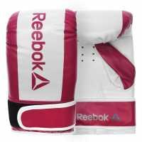 Reebok Boxing Gloves Purple Боксови ръкавици