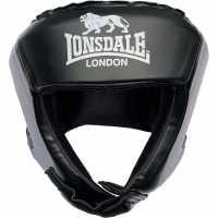 Lonsdale Club Open Face Headguard  Боксови протектори за глава