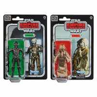 Star Wars Star Wars Bounty Hunters Zuckuss + 4-Lom  Трофеи