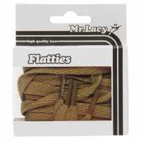 Outdoor Equipment Mr Lacy Flatties Khaki Връзки за обувки