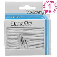 Outdoor Equipment Mr Lacy Roundies White Връзки за обувки