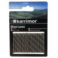 Karrimor Shoe Laces Khaki/Beige Стелки за обувки