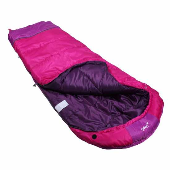 Gelert Hib 400 S Bag Jn93 Pink Пътни принадлежности