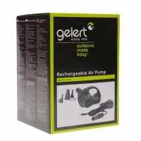 Gelert Rechargeable Air Pump  Надуваеми легла и спални постелки