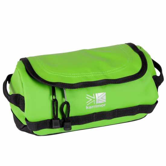 Karrimor Wash Bag Green Куфари и багаж
