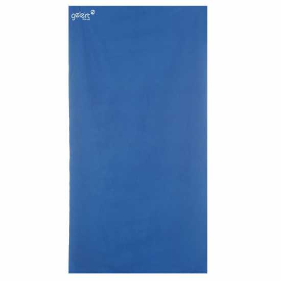 Gelert Soft Towel Giant Blue Куфари и багаж