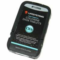 Lifesystems Chlorine Diox Tablets 30 TABLETS Тоалетни принадлежности