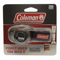 Coleman Battery Guard Head Lamp 200L Фенери и фенерчета