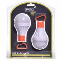 Outdoor Equipment Gelert Led Bulb 2 Pack  Фенери и фенерчета