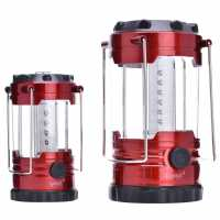Outdoor Equipment Gelert 12 Led + 18 Led Family Lantern Set  Фенери и фенерчета