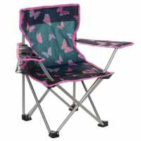 Gelert Стол За Къмпинг Animal Camping Chair Junior Butterfly Лагерни маси и столове