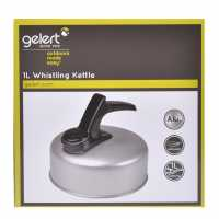 Outdoor Equipment Gelert 1L Whistling Kettle  Къмпинг аксесоари