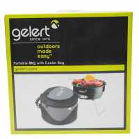 Outdoor Equipment Gelert Fold Bbq With Cooler Bag  Къмпинг аксесоари