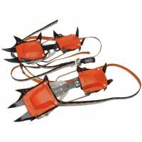 Outdoor Equipment Petzl Irvis Climbing Crampons Grey Катерене