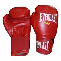 Everlast Leather Boxing Gloves  Боксови ръкавици