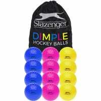 Slazenger Dimple Hockey Balls  Хокей