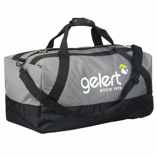 Gelert Horizon 100L Wheeled Holdall Black/Charcoal Сакове