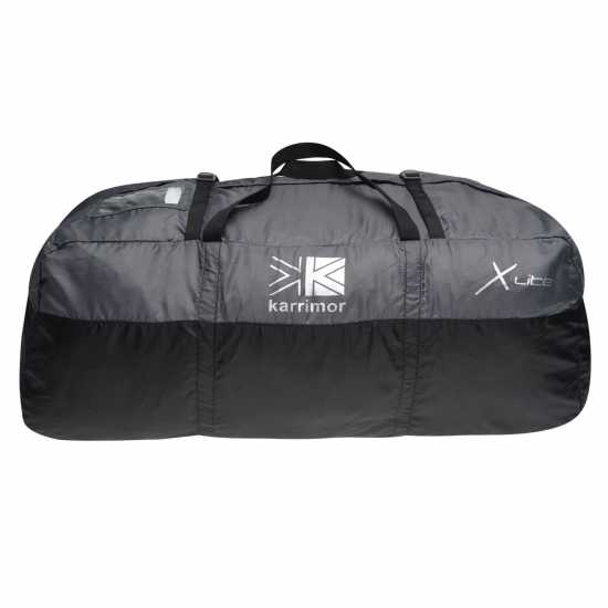 Karrimor Мек Сгъваем Сак Packable Duffle Bag Black/Charcoal Сакове за фитнес