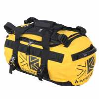 Karrimor Сак 40L Duffle Bag Yellow Сакове за фитнес