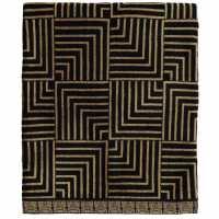 Biba Trend Jacquard Towel Giselle Orange Хавлиени кърпи