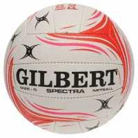 Gilbert Spectra Netball White Нетбол