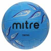 Mitre Control Netball Blue Нетбол