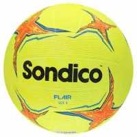 Sondico Flair Netball Yellow Нетбол