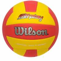 Super Soft Play Volleyball Red/Yellow Волейбол