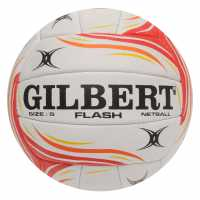 Gilbert Flash Netball White Нетбол