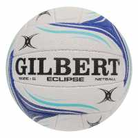 Gilbert Eclipse Netball White Нетбол