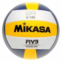 Mikasa Mgv 180 Volleyball Blue/Yellow Волейбол