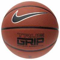 Nike Баскетболна Топка True Grip Basketball  Баскетболни топки