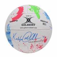 Gilbert Signature Netball Kalifa McCollin Нетбол