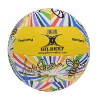 Gilbert Signature Netball Jodie Gibson Нетбол