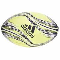 Adidas Torpedo Train 91 Rugby Ball Yellow/Umber Ръгби