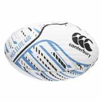 Canterbury Mx 460 Elt Ball Sn02 White/Black Ръгби