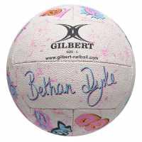 Gilbert Signature Nballs  Нетбол
