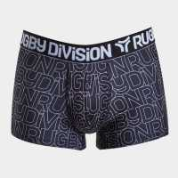 Мъжки Боксерки Rugby Division Velocity Rugby Boxers Mens  Ръгби