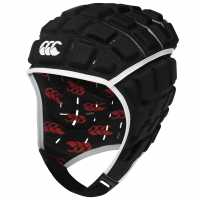 Canterbury Reinforcer Rugby Headguard Black Ръгби