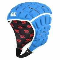 Canterbury Reinforcer Rugby Headguard Blue Ръгби