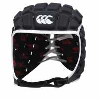 Canterbury Reinforcer Head Guard Black Ръгби